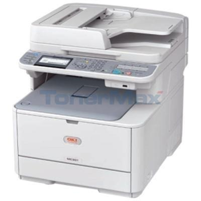 Okidata MC361 MFP